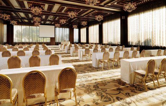 Conference room Grand Hills a Luxury Collection Hotel & Spa Broumana