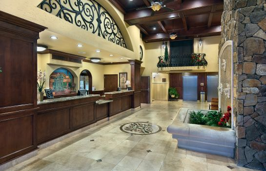 Lobby OXFORD SUITES BOISE