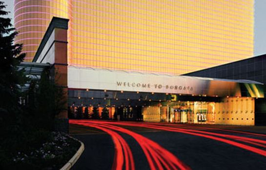 Vista exterior Borgata Hotel Casino and Spa