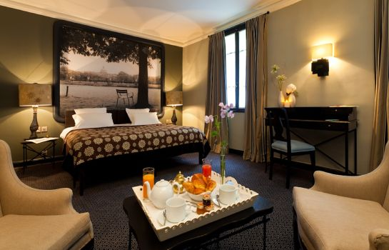 Junior Suite Fontaines du Luxembourg