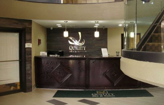Hotelhalle Quality Inn and Suites