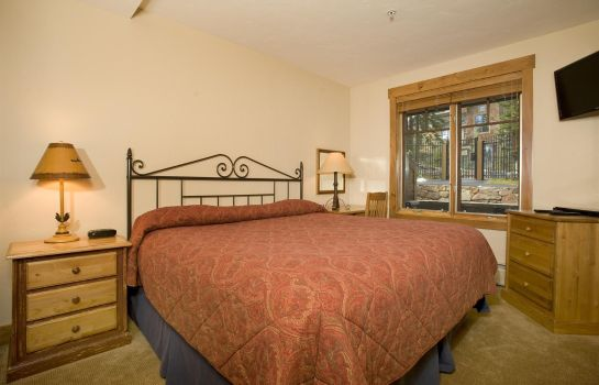 Chambre Mountain Thunder Lodge