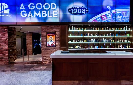 Hotelbar Golden Gate Hotel and Casino
