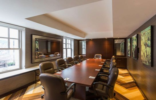 Conference room The Sam Houston Curio Collection by Hilton
