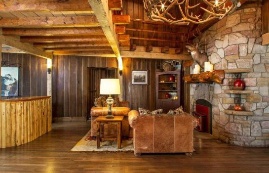 Hol hotelowy JACKSON HOLE LODGE