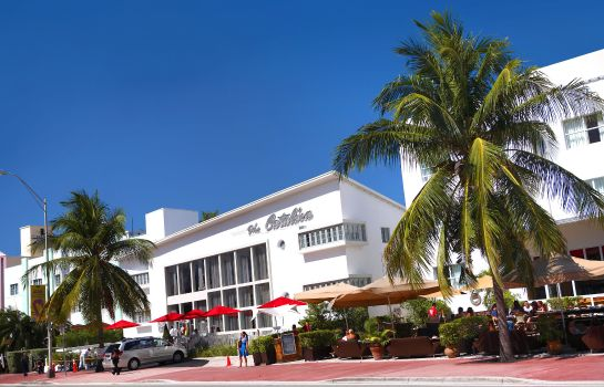 Vista exterior a South Beach Group Hotel Catalina Hotel & Beach Club