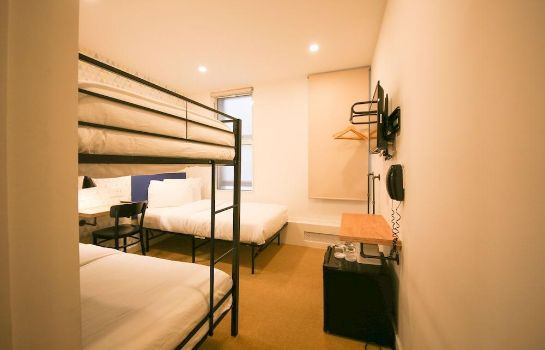 chambre standard Doxie Hotel