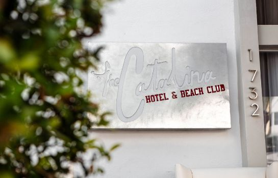 Widok zewnętrzny a South Beach Group Hotel Catalina Hotel & Beach Club