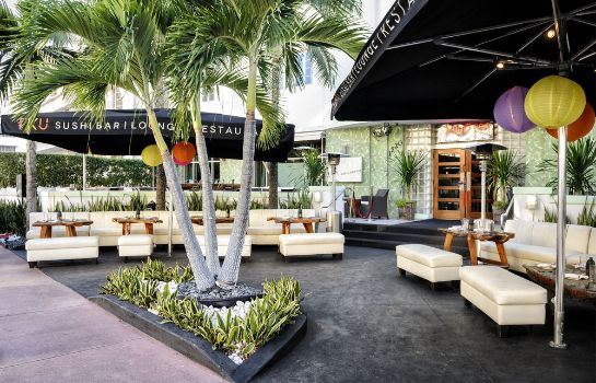 Restaurante a South Beach Group Hotel Catalina Hotel & Beach Club