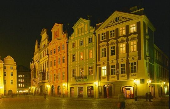 Exterior view Old Town Square Hotel And Residence