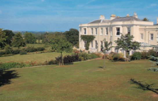 Exterior view The Mount Somerset