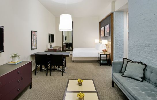 Suite 21c Museum Hotel Louisville - MGallery