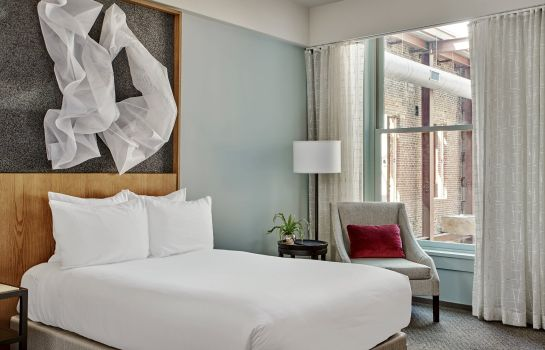 Chambre 21c Museum Hotel Louisville