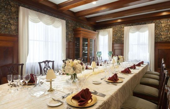 Restaurante Dolce Hayes Mansion