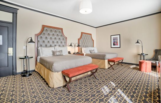 Chambre an Ascend Hotel Collection Member The Peery Hotel