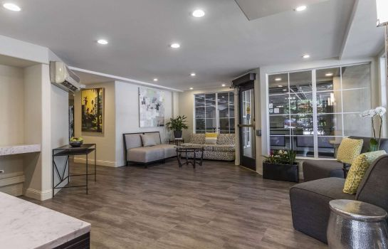 Hotelhalle Inn Off Capitol Park Ascend Hotel Collec