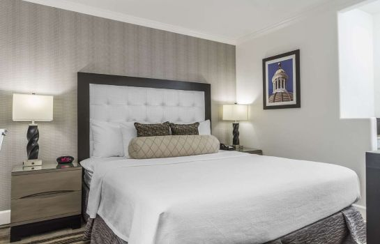 Zimmer an Ascend Hotel Collection Member Inn Off Capitol Park