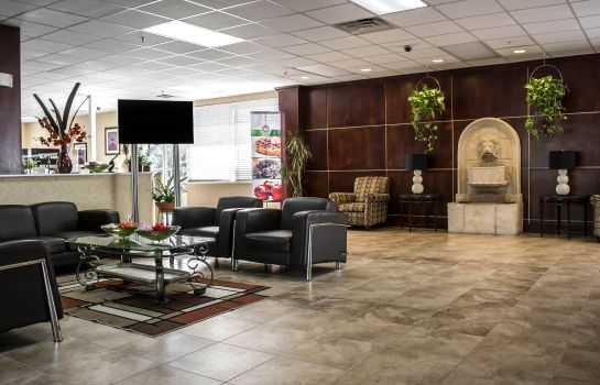 Hol hotelowy Quality Inn & Suites Near Fairgrounds Ybor City