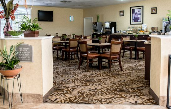 Restauracja Quality Inn & Suites Near Fairgrounds Ybor City