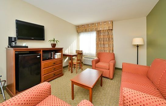 Suite Quality Inn & Suites Near Fairgrounds Ybor City