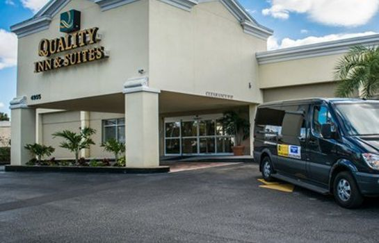 Info Quality Inn & Suites Near Fairgrounds Ybor City
