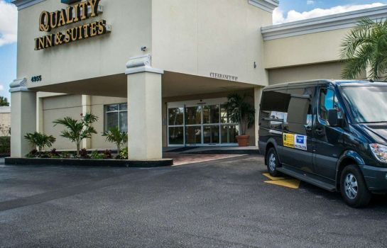 Informacja Quality Inn & Suites Near Fairgrounds Ybor City