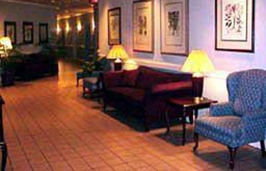 Hall de l'hôtel FINDLAY INN AND CONF CENTER