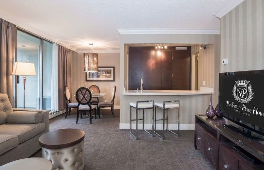 info La Grande Residence Vancouver at The Sutton Place Hotel