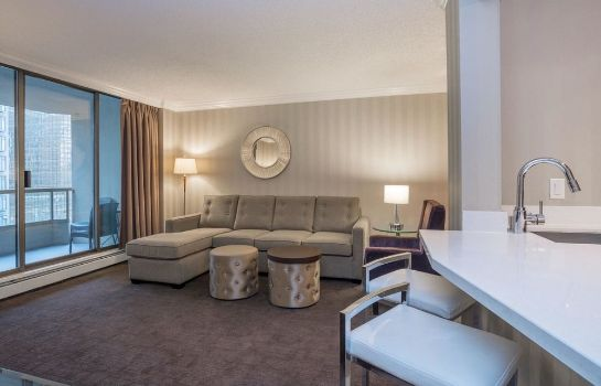 Informacja La Grande Residence Vancouver at The Sutton Place Hotel