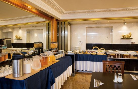 Sala colazione Hyde Park Hotels Abbey Court