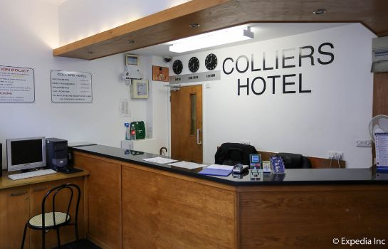 Réception Colliers Hotel