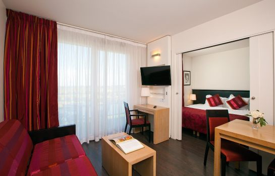Room Residhome Val d'Europe Apparthotel