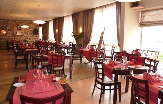 Restaurant Brit Hotel Saint Brieuc