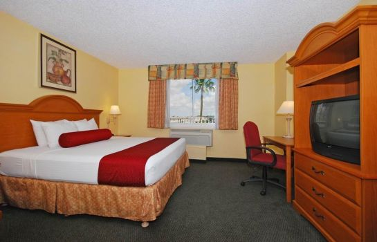 Zimmer Best Western Fort Myers Inn & Suites