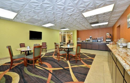 Restaurant BEST WESTERN KNOXVILLE SUITES DOWNTOWN