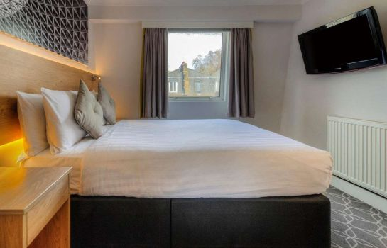 Kamers Comfort Inn & Suites Kings Cross St. Pancras