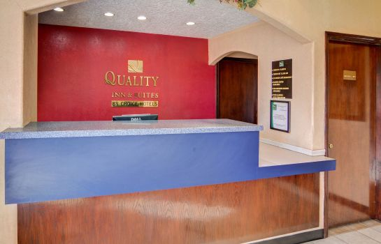 Hol hotelowy Quality Inn and Suites Canton