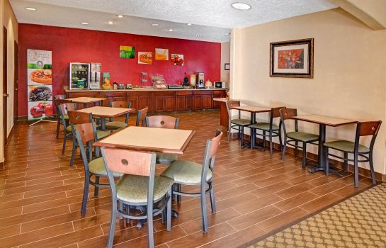 Restaurant Quality Inn and Suites Canton