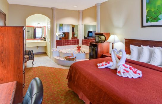 Chambre Quality Inn and Suites Canton