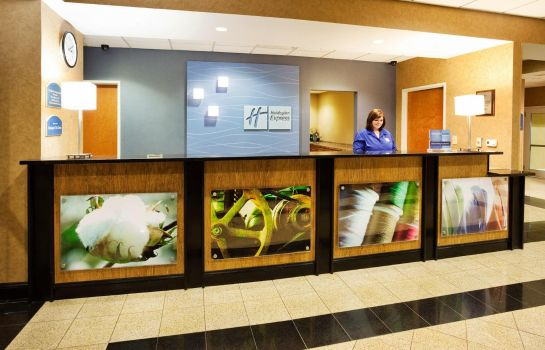 Hotelhalle Holiday Inn Express CHARLOTTE WEST - GASTONIA