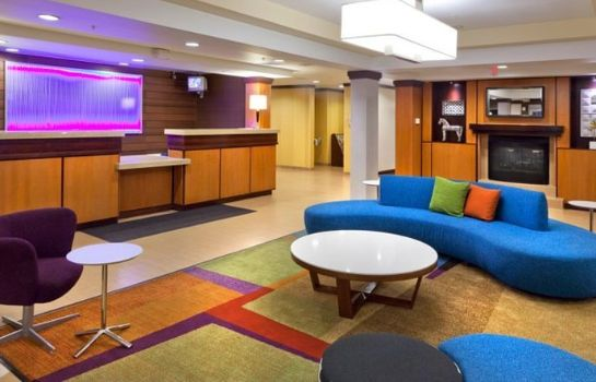 Hotelhalle Fairfield Inn & Suites San Bernardino