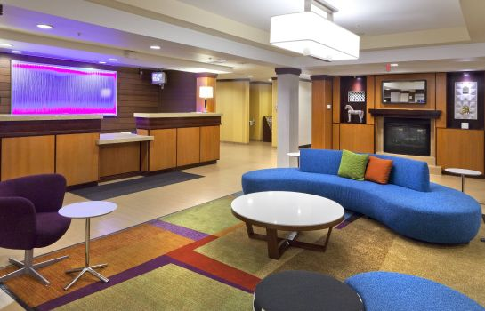 Hotelhal Fairfield Inn & Suites San Bernardino