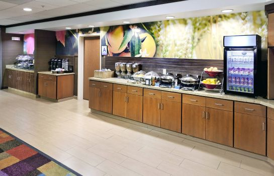 Restaurant Fairfield Inn & Suites San Bernardino