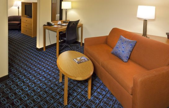 Suite Fairfield Inn & Suites San Bernardino