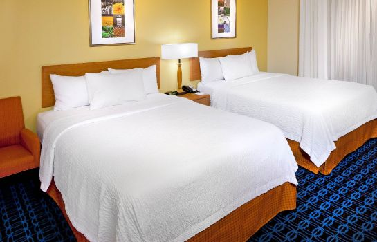 Zimmer Fairfield Inn & Suites San Bernardino