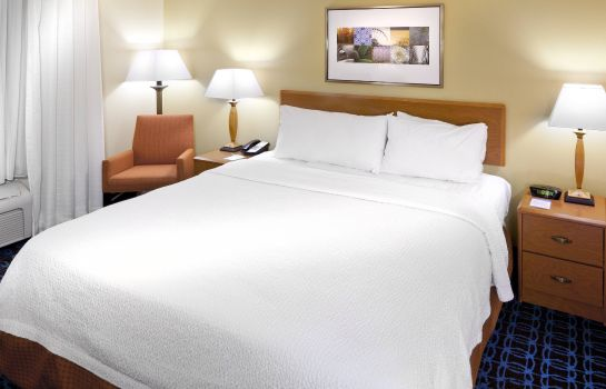 Kamers Fairfield Inn & Suites San Bernardino