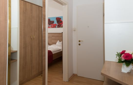 Double room (superior) Pension Neuer Markt