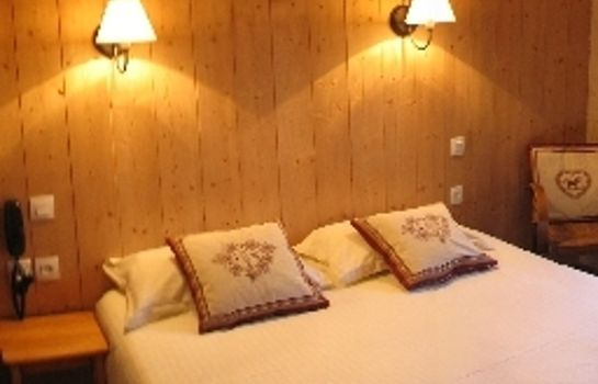 Double room (standard) Hotel Liberty Mont Blanc