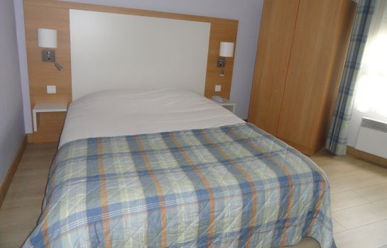 Double room (superior) INTER-HOTEL Poitiers Continental