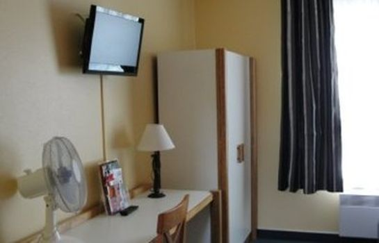 Room INTER-HOTEL Poitiers Continental